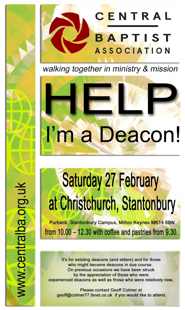 Help I'm a deacon 2016 (Large)