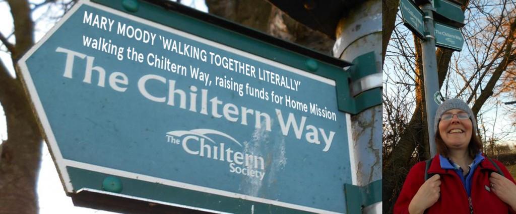 Mary Moody Chiltern Way